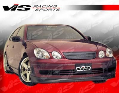 GS - Body Kits - VIS Racing. - Lexus GS VIS Racing Alfa Full Body Kit - 98LXGS34DALF-099