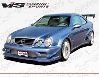 CLK - Body Kits - VIS Racing - Mercedes-Benz CLK VIS Racing DTM Widebody Full Body Kit - 98MEW2082DDTMWB-099