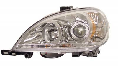Headlights & Tail Lights - Headlights - Anzo - Mercedes ML Anzo Projector Headlights - 121087