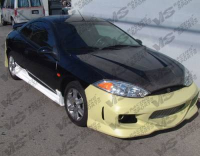Cougar - Body Kits - VIS Racing. - Mercury Cougar VIS Racing GT Bomber Full Body Kit - 99MYCOU2DGB-099
