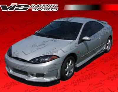 Cougar - Body Kits - VIS Racing - Mercury Cougar VIS Racing TSC-3 Full Body Kit - 99MYCOU2DTSC3-099