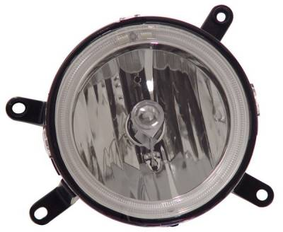 Headlights & Tail Lights - Fog Lights - Anzo - Ford Mustang Anzo Fog Lights - Inner Driver - CCFL - 121184