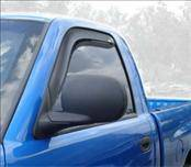 Accessories - Wind Deflectors - AVS - Dodge Ram AVS In-Channel Ventvisor Deflector - 2PC - 192352