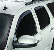 Accessories - Wind Deflectors - AVS - Ford Edge AVS In-Channel Ventvisor Deflector - 194141
