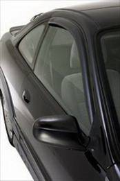 Accessories - Wind Deflectors - AVS - Honda Civic AVS In-Channel Ventvisor Deflector - 4PC - 194241