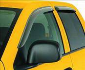Accessories - Wind Deflectors - AVS - Dodge Nitro AVS In-Channel Ventvisor Deflector - 194307