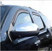 Accessories - Wind Deflectors - AVS - Chevrolet Tahoe AVS In-Channel Ventvisor Deflector - 4PC - 194514