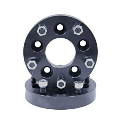 Wheels - Wheel Spacers - Omix - Rugged Ridge Wheel Spacer Kit - Pair - 15201-07