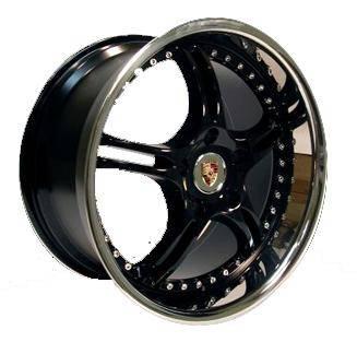 Wheels - Porsche Wheels - OE - 20 Inch Turbo Style - 4 Wheel Set