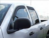 Accessories - Wind Deflectors - AVS - Dodge Ram AVS In-Channel Ventvisor Deflector - 194845