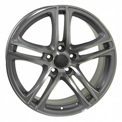 Wheels - Audi 4 Wheel Packages - OE - 18in R8 Style wheels - 4 Wheel set