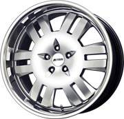 Wheels - Petrol Wheels - Petrol - 18 or 19 Rodeo - 4 Wheel Set