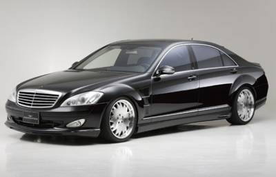 Wald - Mercedes S-Class W221 Executive Line Kit