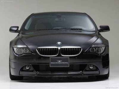 Wald - BMW 6 Series E63 Complete Aero Kit