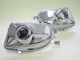 Headlights & Tail Lights - Corner Lights - Custom - PROJECTOR FOG LIGHTS CHROME 2002