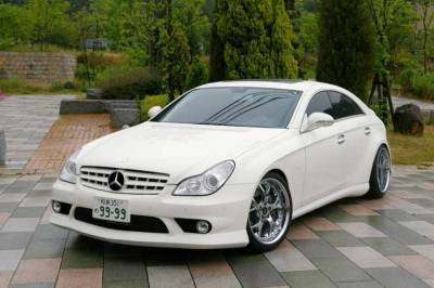 VITT - Mercedes CLS Aero Kit