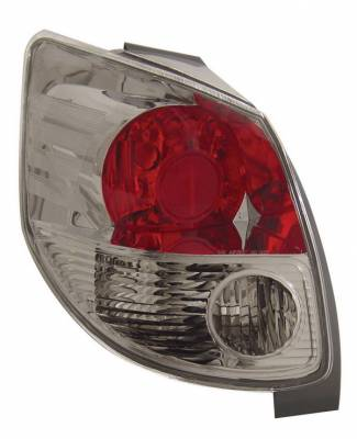 Headlights & Tail Lights - Tail Lights - Anzo - Nissan Pickup Anzo Taillights - Chrome - 211116