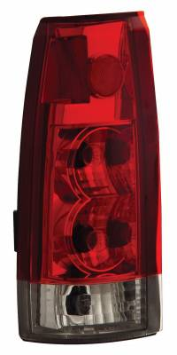 Headlights & Tail Lights - Tail Lights - Anzo - GMC Jimmy Anzo Taillights - G5 - Red & Clear - 211140