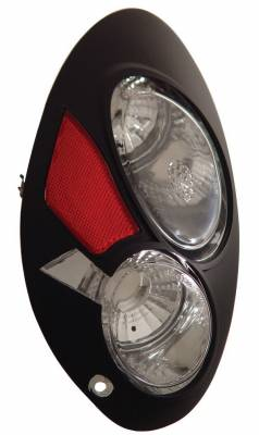 Headlights & Tail Lights - Tail Lights - Anzo - Chrysler PT Cruiser Anzo Taillights - Black - 221015