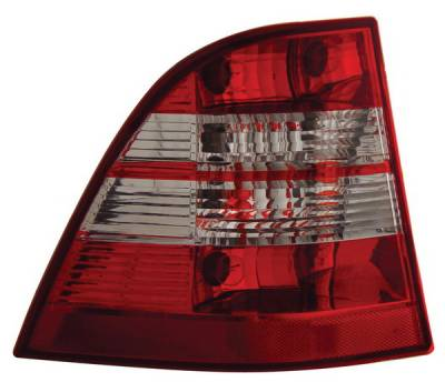 Headlights & Tail Lights - Led Tail Lights - Anzo - Mercedes ML Anzo Taillights - 221134