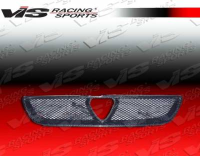 Grilles - Custom Fit Grilles - VIS Racing - Lexus IS VIS Racing Techno R-2 Front Grille - 00LXIS34DTNR2-015C