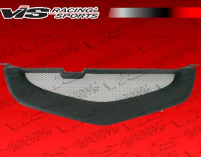 Grilles - Custom Fit Grilles - VIS Racing - Acura TSX VIS Racing Techno R Front Grille - 04ACTSX4DTNR-015