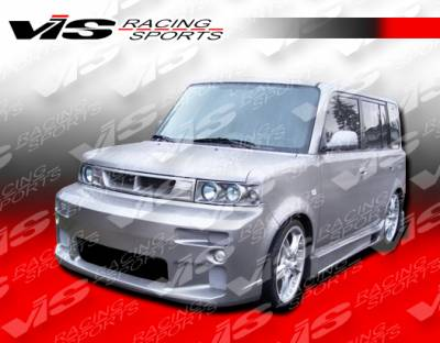Grilles - Custom Fit Grilles - VIS Racing - Scion xB VIS Racing J Speed Front Grille - 04SNXB4DJSP-015