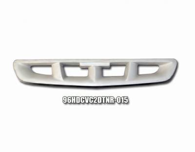 Grilles - Custom Fit Grilles - VIS Racing - Honda Civic VIS Racing Techno-R Front Grille - 96HDCVC2DTNR-015