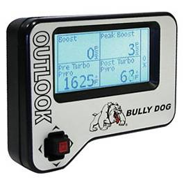 Performance Parts - Performance Accessories - Bully Dog - Ford F350 Bully Dog Outlook Monitor - Triple Dog compatible - 40166