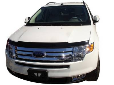 Malibu - Front Bumper - Autovent Shade - Chevrolet Malibu Autovent Shade Aeroskin Hood Shield - 320017