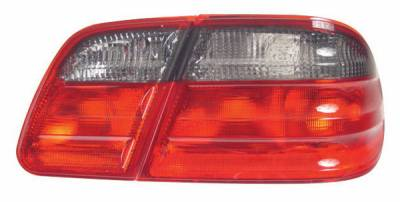 Headlights & Tail Lights - LED Tail Lights - Anzo - Infiniti I-30 Anzo LED Taillights - Red & Clear - 321046