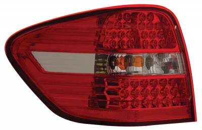 Headlights & Tail Lights - Led Tail Lights - Anzo - Mercedes ML Anzo LED Taillights - 321053