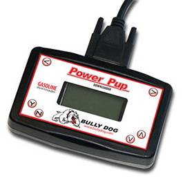 Performance Parts - Power Programmers - Bully Dog - Lincoln Mark Bully Dog Power Pup Downloader Tuner - Gasoline - 41590