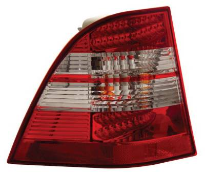 Headlights & Tail Lights - Led Tail Lights - Anzo - Mercedes ML Anzo LED Taillights - 321054