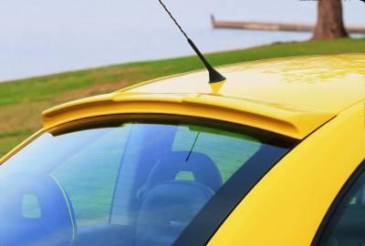 Spoilers - Custom Wing - Xenon - Volkswagen Beetle Xenon Rear Spoiler - Flush Mount - 4405