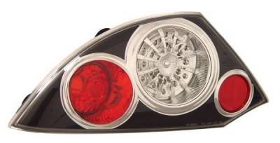 Headlights & Tail Lights - Led Tail Lights - Anzo - Mitsubishi Eclipse Anzo LED Taillights - Black - 321067