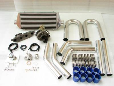 Performance Parts - Turbo Charger Kit - Custom - Custom Turbo Kit Civic 01-05