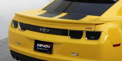 Xenon - Chevrolet Camaro Xenon Rear Deck Spoiler - 12915