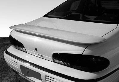 Spoilers - Custom Wing - VIS Racing - Pontiac Bonneville VIS Racing Factory Style Rear Spoiler without Light - 49220