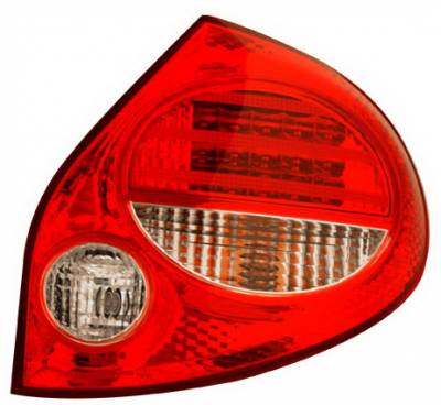 Headlights & Tail Lights - Led Tail Lights - Anzo - Nissan Maxima Anzo LED Taillights - Red & Clear - 321143