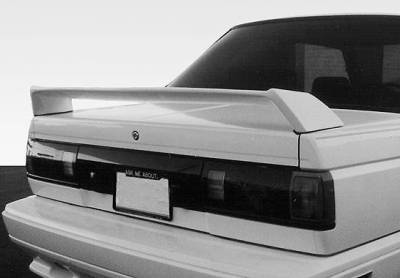 Spoilers - Custom Wing - VIS Racing - Nissan Sentra VIS Racing M3 Style Wing without Light - 49689
