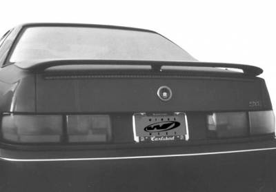 Spoilers - Custom Wing - VIS Racing - Cadillac Seville VIS Racing 3 Leg Wing without Light - 491056
