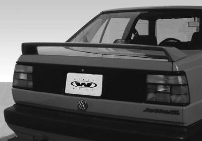Spoilers - Custom Wing - VIS Racing - Volkswagen Jetta VIS Racing High M3 Style Wing without Light - 4 Inch - 591012