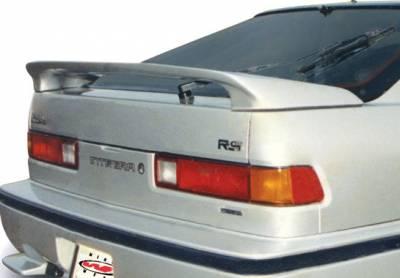 Spoilers - Custom Wing - VIS Racing - Acura Integra VIS Racing Wing - 591070