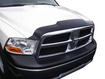 Autovent Shade - Chevrolet Silverado Autovent Shade Aeroskin Hood Shield - 322024