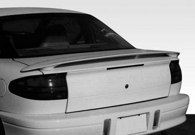 Spoilers - Custom Wing - VIS Racing - Saturn SC Coupe VIS Racing Factory Style Wing without Light - 591140