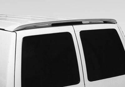 Spoilers - Custom Wing - VIS Racing - Chevrolet Astro VIS Racing Custom Style Over Roof Light Bakers Door - 591152