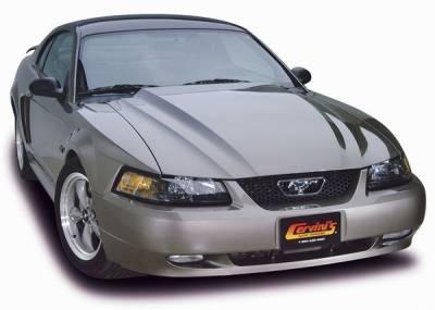 Cervinis - Ford Mustang Cervinis 1995 Style Cobra R Hood - 72007