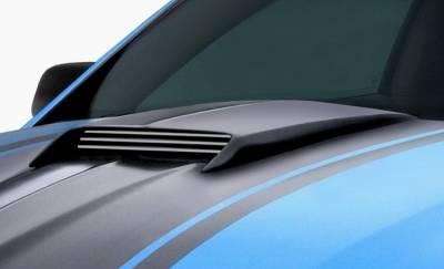 Mustang - Hood Scoops - Cervinis - Ford Mustang Cervinis M1 Hood Scoop - 72018