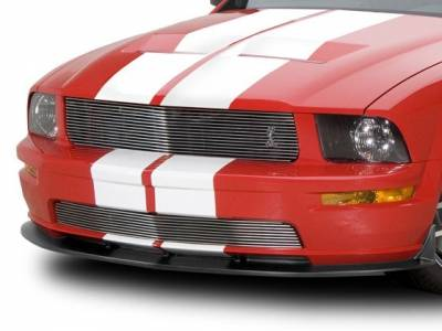 Cervinis - Ford Mustang Cervinis Lower Billet Grille - 72053